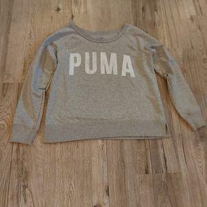 Womens Puma Sweater
